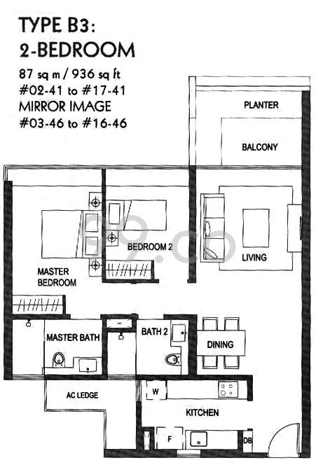 Typical Bedroom Size by What Condo Size Is Right For You 99 Co