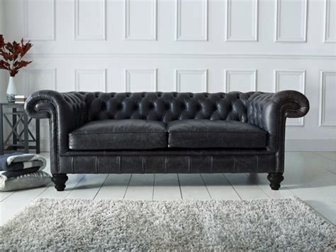 black leather chesterfield sofa black leather chesterfield sofa chesterfield sofa