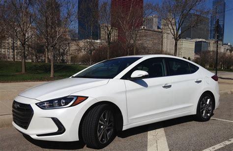 Hyundai Tribune auto review 2017 hyundai elantra packs more tech than the