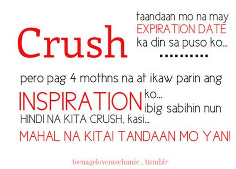 Dear Crush Quotes Tagalog Quotesgram. Movie Quotes Colors. Music Quotes Red Hot Chili Peppers. Famous Quotes From Songs. Hurt Quotes Yahoo. Humor Life Quotes And Sayings. Inspirational Quotes Quit Smoking. Harry Potter Quotes On Adventure. Happy Quotes About Yourself