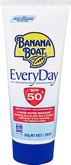 Banana Boat Sunscreen Good Or Bad by Banana Boat Everyday Sunscreen Reviews Productreview Au