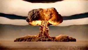 Huge Tactical Nuke Explosion AkA. NUCLEAR MISSILE - YouTube