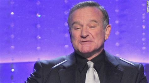 Robin Williams' Death Ruled Suicide