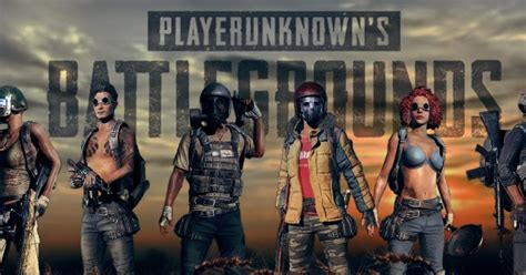Player Unknown Battlegrounds (pubg) Pc