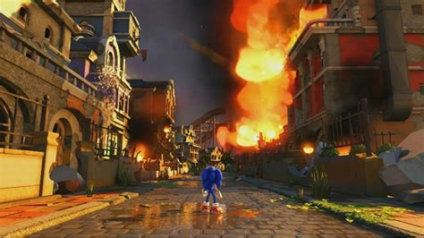 sonic forces shows  classic sonic gameplay