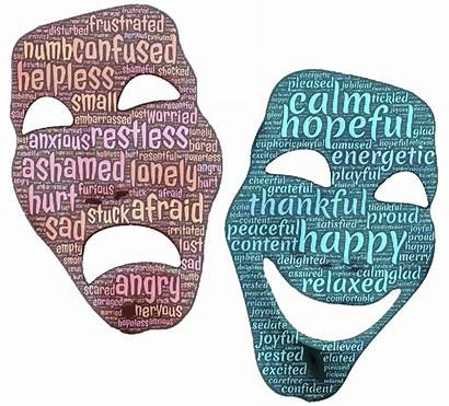 Mental Health Awareness Personality Masks Disorder Week