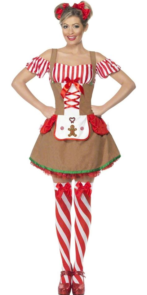 gingerbread woman costume 23053 fancy dress ball