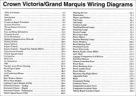 2003 crown marauder grand marquis original