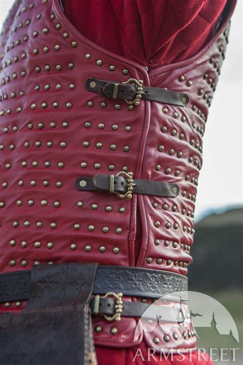 leather brigandine armor bird  prey
