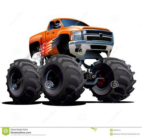 monster truck video clips cartoon monster truck clip art 81