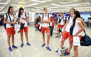 Serbia Volleyball 2016 Women's Team Roster