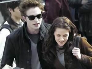 Twilight Photo Shoot/Robert Pattinson & Kristen Stewart ...