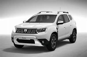 Dacia Duster Blanc : dacia duster ii 2018 couleurs colors ~ Gottalentnigeria.com Avis de Voitures