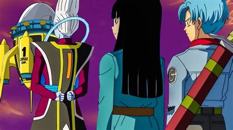 trunks mai dragon timeline ball whis future super confusing way its restoration slide plan saves