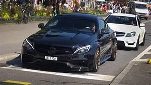 Mercedes C63s Amg : 510hp mercedes c63s amg coup edition 1 with vossen wheels ~ Melissatoandfro.com Idées de Décoration