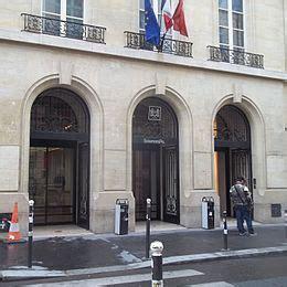 istituto di studi politici di parigi