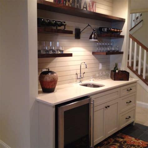 Basement Bar Sink by 25 Best Ideas About Small Basement Bars On