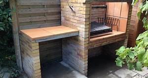 Grille Barbecue Sur Mesure : barbecue briques fashion designs ~ Dailycaller-alerts.com Idées de Décoration