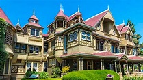 A Supernatural Experience at Winchester Mystery House ...