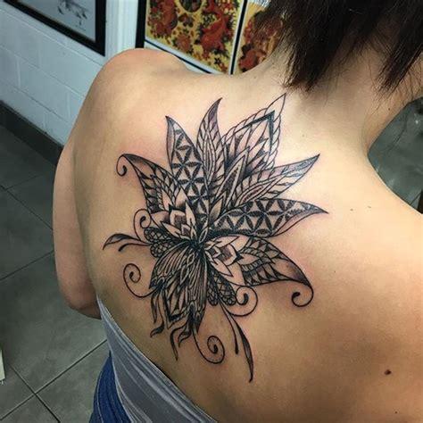immensely deep  positive lotus mandala tattoos