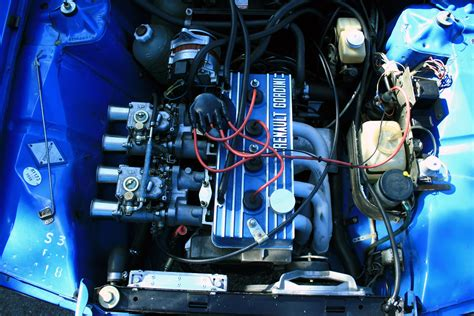 renault gordini engine engine on pinterest