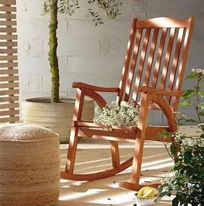 schaukelstuhl garten mobel und heimat design inspiration With französischer balkon mit garten schaukelstuhl leco