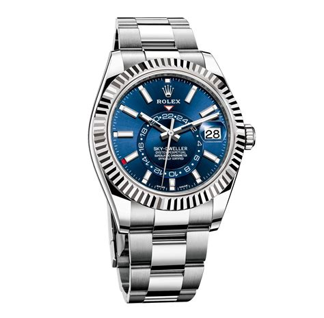 Rolex - Oyster Perpetual Sky-Dweller | Time and Watches ...