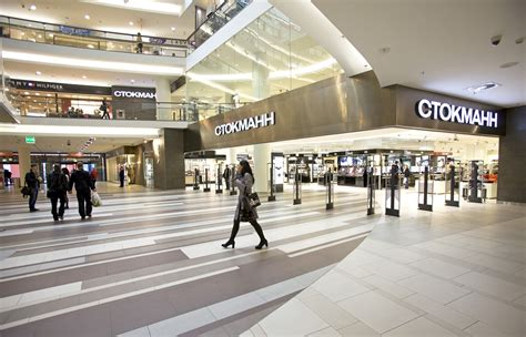 Breakthrough: Stockmann to sell Russian department store ...