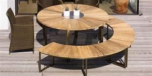 Gartenmöbel Set Runder Tisch : gartenm bel zebra onyx ~ Bigdaddyawards.com Haus und Dekorationen