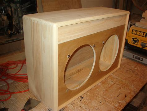2x10 Guitar Cabinet Plans by Vintage Style Cabs