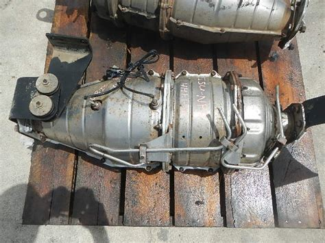 Isuzu Dpu Catalytic Converter Npr 2007-2009 Used