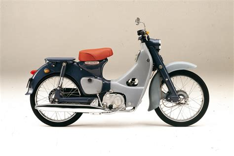 Honda Super Cub Becomes The First Vehicle To Obtain A