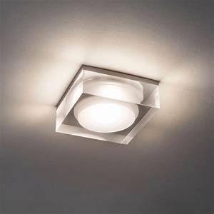 Spot Carré Led : spot led vancouver 90 carr astro lighting ~ Edinachiropracticcenter.com Idées de Décoration