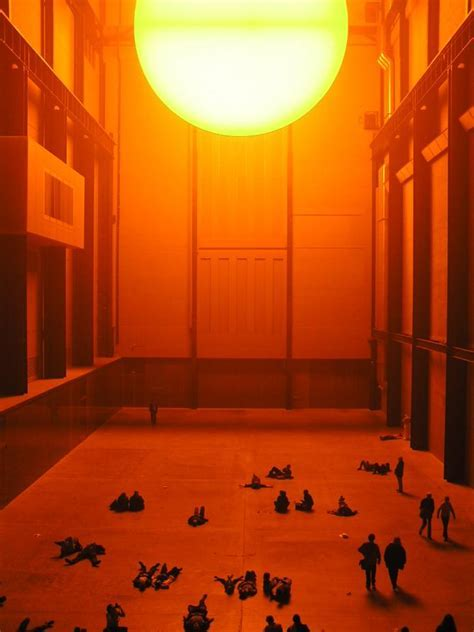 Olafur Eliasson: Beauty and Science in Contemporary