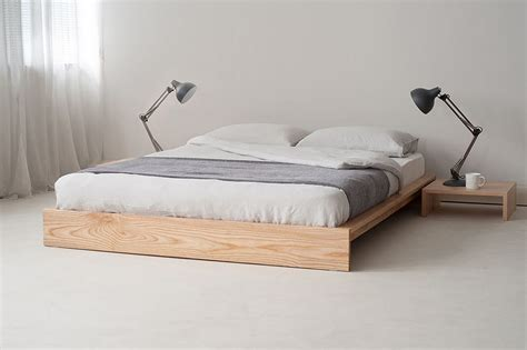 Beds Bed Frames by Mural Of Platform And Metal Bed Frame Two Best Minimalist