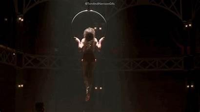 Stars Rewrite Showman Greatest Zendaya Gifs Stunts