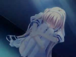 Depressed Anime Girl