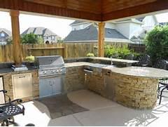 Outdoor Kitchen Plans by Paramount Granite Blog Outdoor Kitchen Ideas