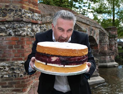 paul hollywood rules  strictly news strictly