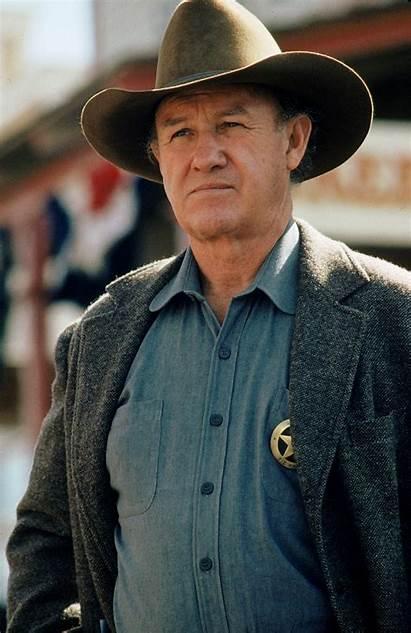 Gene Hackman Unforgiven Western Eastwood Clint Movies