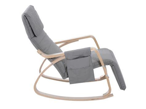 canapé déhoussable fauteuil à bascule luxe confort et relaxation repose pied