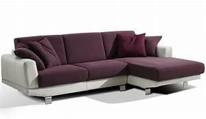 Canapé Convertible Design Pas Cher : canape tissu pas cher ~ Teatrodelosmanantiales.com Idées de Décoration