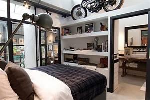 Decoration Industrielle Vintage : loft industriel vintage ~ Teatrodelosmanantiales.com Idées de Décoration