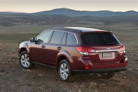 We may earn money from the links on this page. 2010 Subaru Outback Diesel - photos | CarAdvice