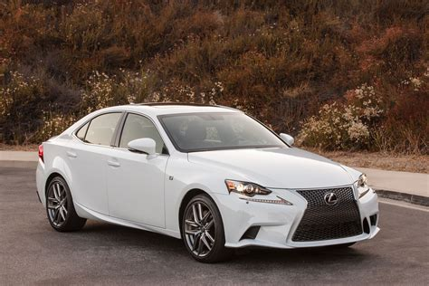 sporty lexus sedan 2016 lexus is sport sedan with three available engines