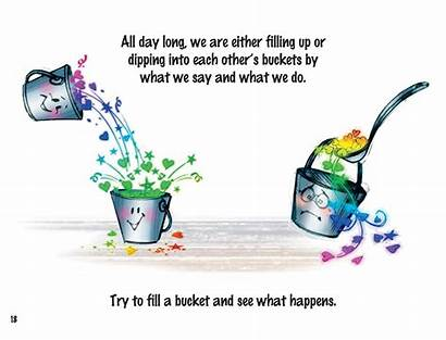Bucket Filled Today Clip Dipper Clipart Fill