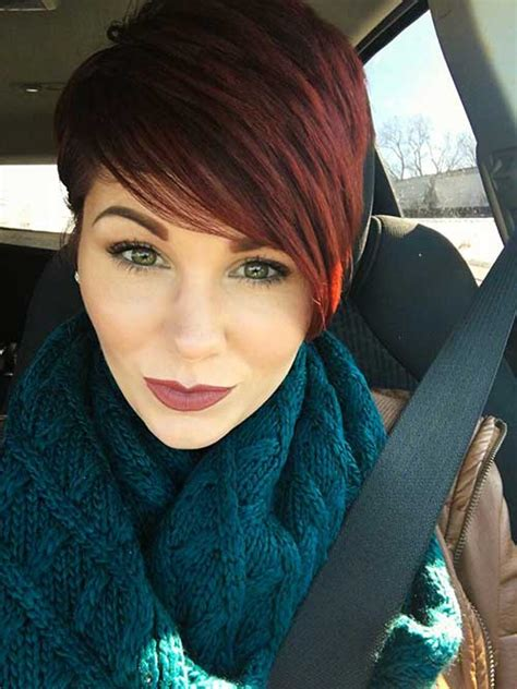 Must See Long Pixie Haircuts in 2016 2017 Hairstyles