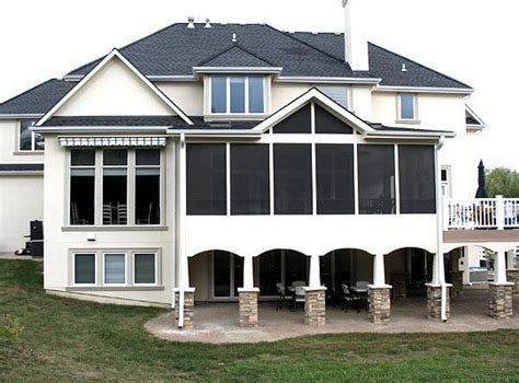 what roof style is best for your kansas city area porch