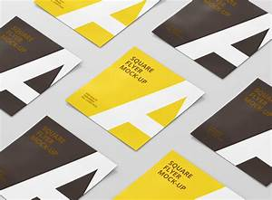 Flyers Design Products Square Flyer Mock Up Premium And Free Mockups For Your