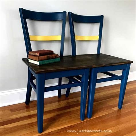 Bench Chair by How To Make A Diy Bench From Chairs Repurpose Project